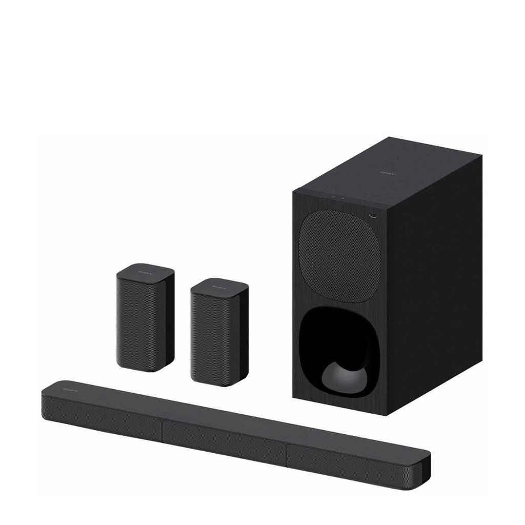 Sony HTS20R.CEL soundbar (zwart), Zwart