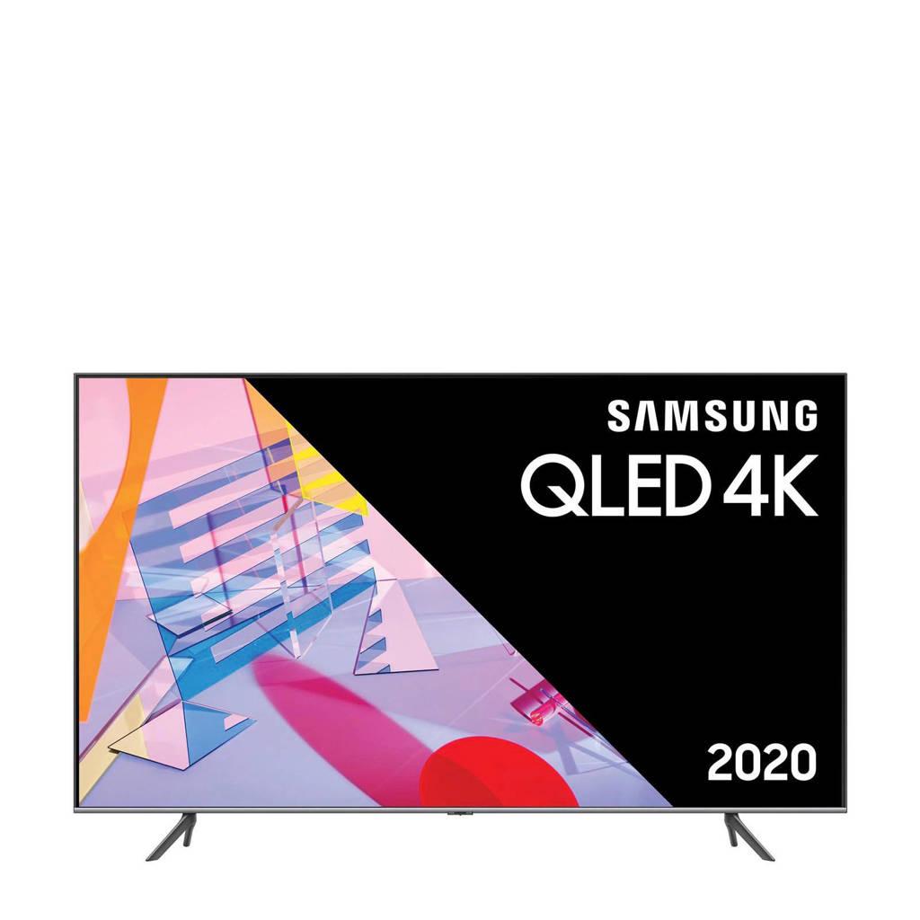 Samsung QE50Q65T (2020) 4K Ultra HD QLED tv, 50 inch (127 cm)