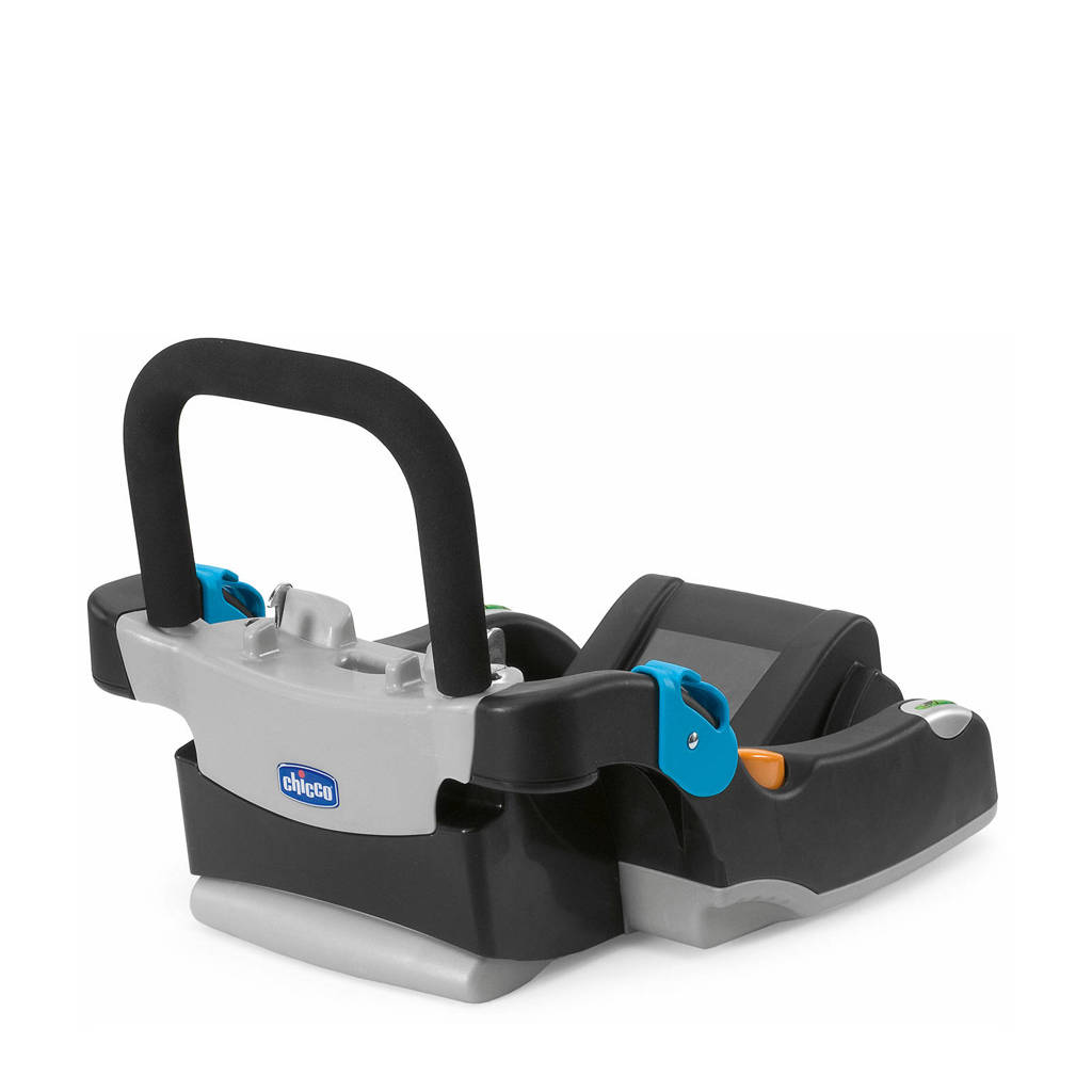 Chicco Keyfit base voor Keyfit autostoeltje, Zwart