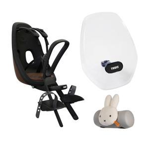 Yepp Nexxt fietsstoeltje (incl. nijntje slaaprol en windscherm)