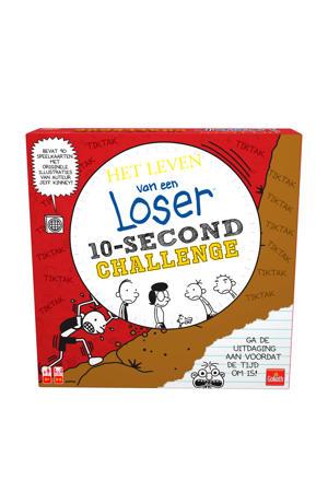 Het Leven van een Loser 10 Seconden Challenge bordspel