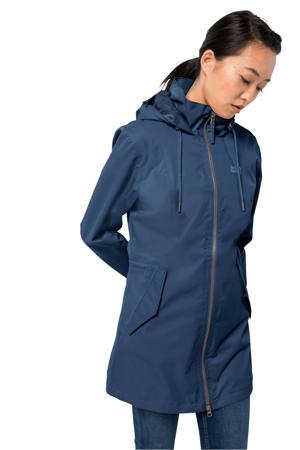 outdoor jas Cameia blauw