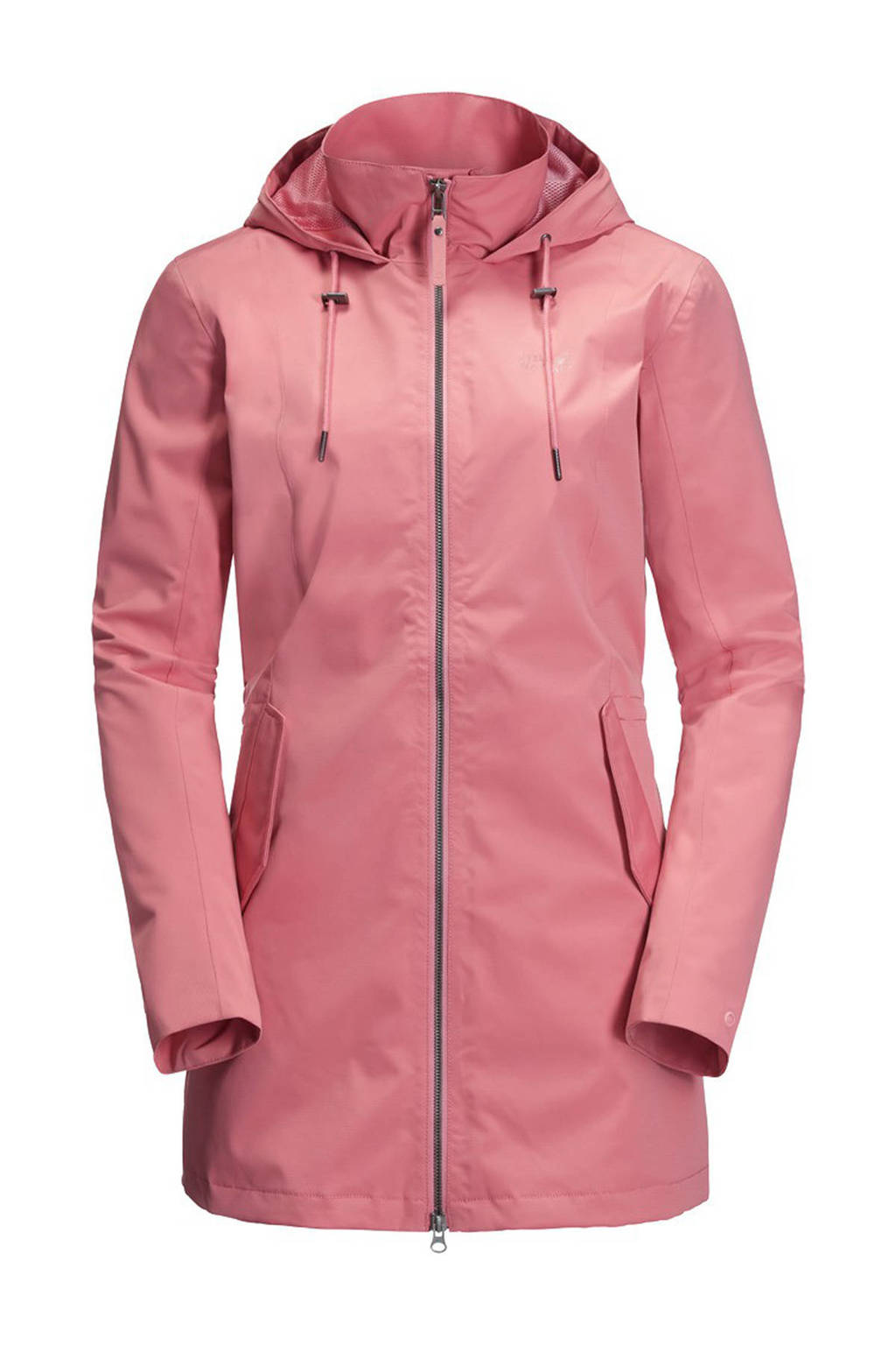 Jack Wolfskin outdoor jas roze, Rose-Quartz