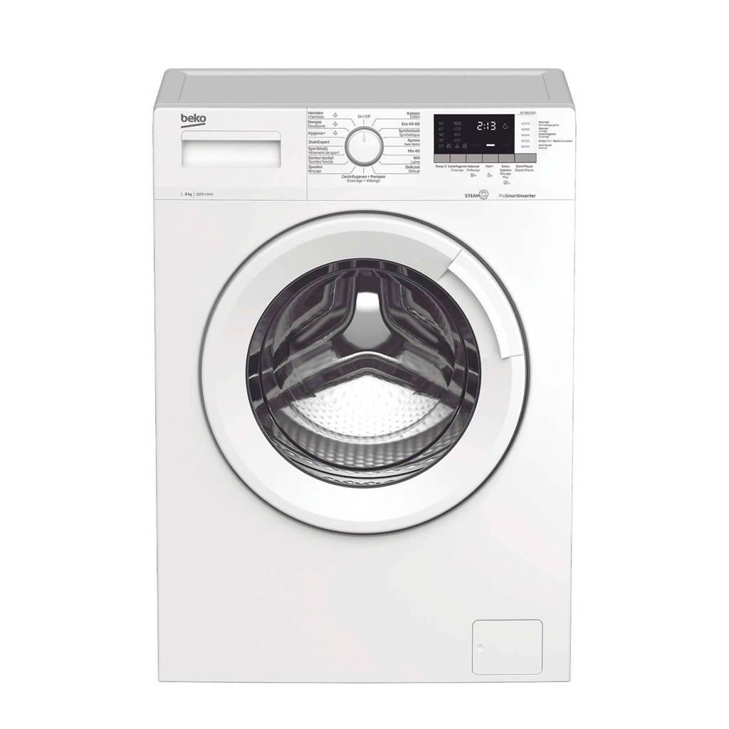Beko WTV8812BS1 wasmachine