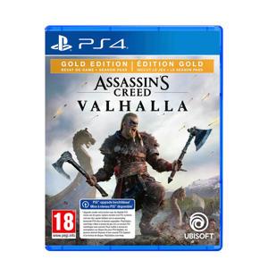 Assassin's Creed Valhalla Gold Edition (PlayStation 4)