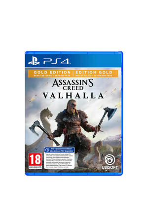 Assassin's Creed Valhalla Gold Edition (PlayStation 4)