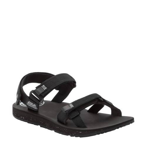 Jack Wolfskin Outfresh outdoor sandalen zwart/grij