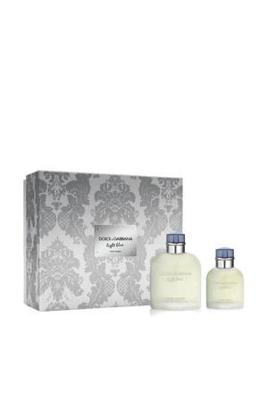 Light Blue Pour Homme geschenkset - 165 ml
