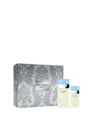 Light Blue geschenkset - 125 ml