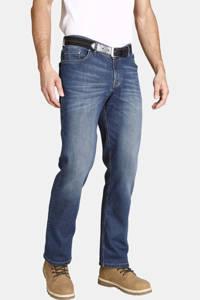 Jan Vanderstorm loose fit jeans Plus Size Joel stonewashed, Stonewashed