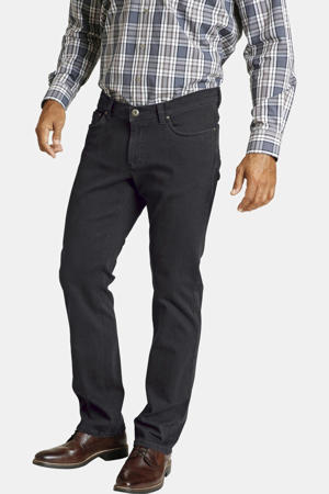 loose fit jeans Plus Size DINES zwart
