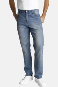 Jan Vanderstorm straight fit jeans Plus Size Hallthor stonewashed, Stonewashed