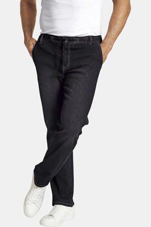 straight fit jeans Plus Size Vertti zwart