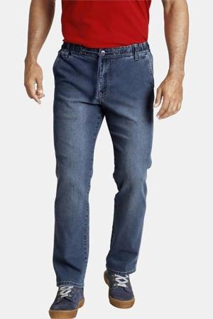 straight fit jeans Plus Size Vertti stonewashed
