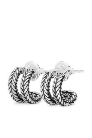 oorbellen BTB114one zilver