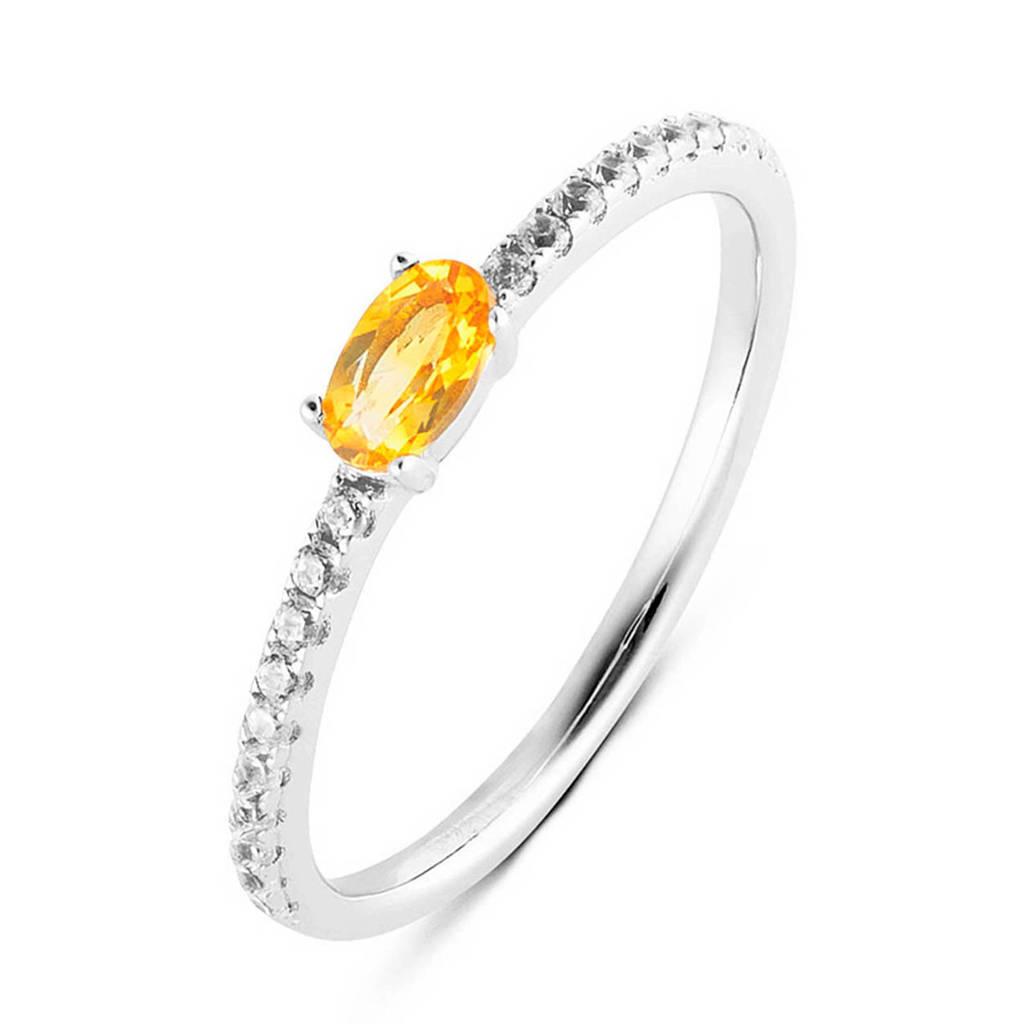 Parte di Me ring PDM11133027 zilver/geel, Zilver/geel