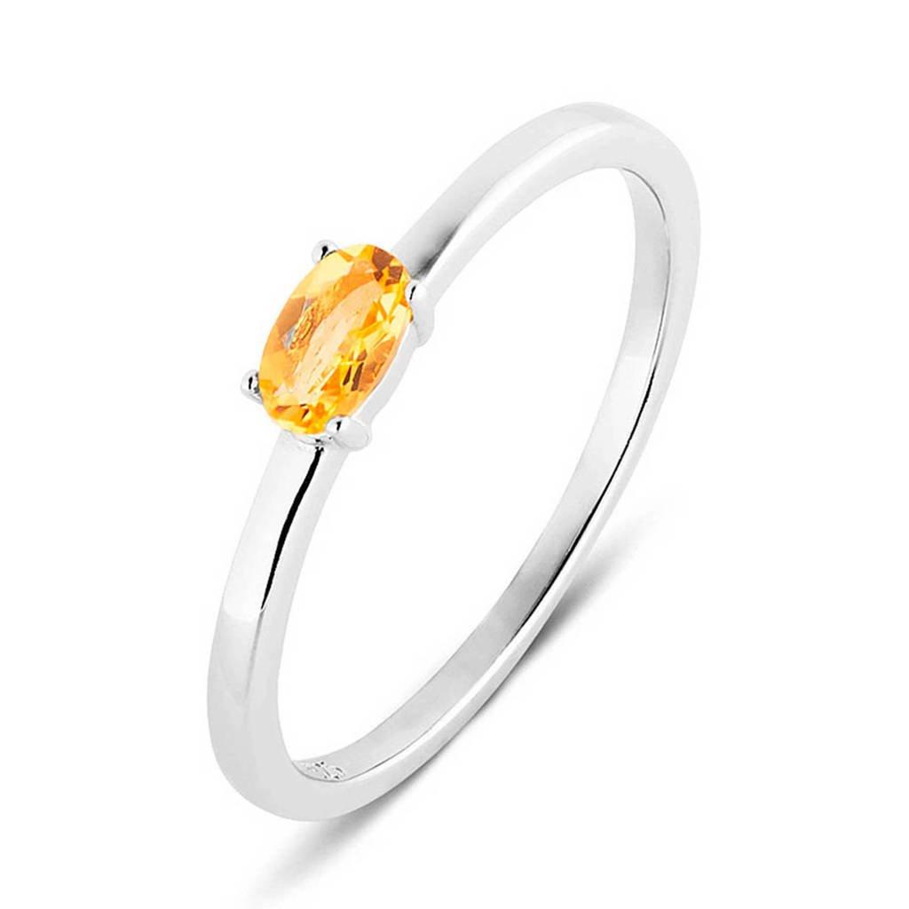 Parte di Me ring PDM11133031 zilver/geel, Zilver/geel