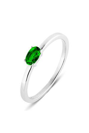 ring PDM1133031 zilver/groen