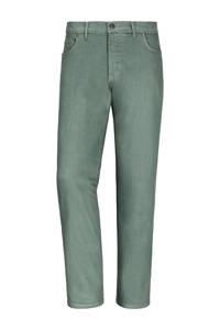 Jan Vanderstorm loose fit broek Plus Size Gunnar groen, Groen