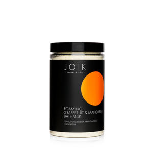 Foaming Grapefruit & Mandarin bath milk - 400gr.