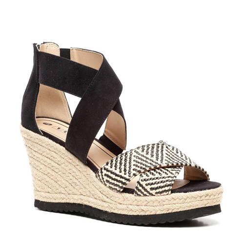 Scapino Nova sandalettes zwart