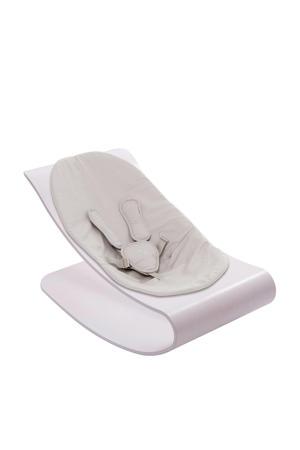 Coco wipstoel white-grijs