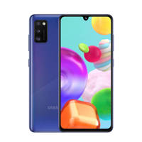 Samsung GALAXY A41 (blauw), Blauw