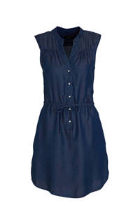 C&A Yessica A-lijn jurk donkerblauw, Donkerblauw