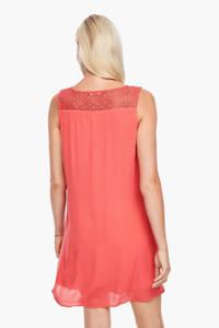 s.Oliver jurk met kant roze, Roze