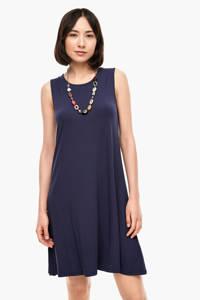 s.Oliver jurk donkerblauw, Donkerblauw