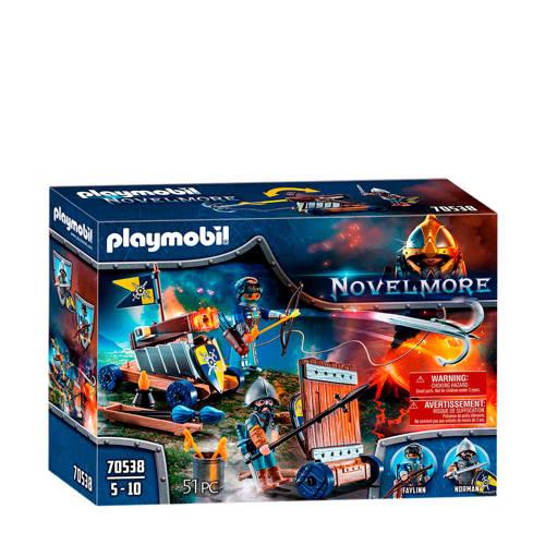 Playmobil Novelmore Novelmore aanvalsgroep 70538