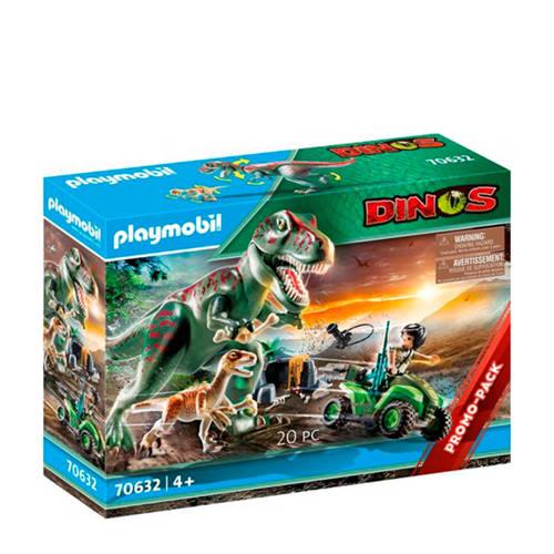 Playmobil Dinos T-Rex attack 70632