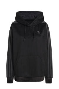 adidas Originals Corduroy hoodie zwart, Zwart