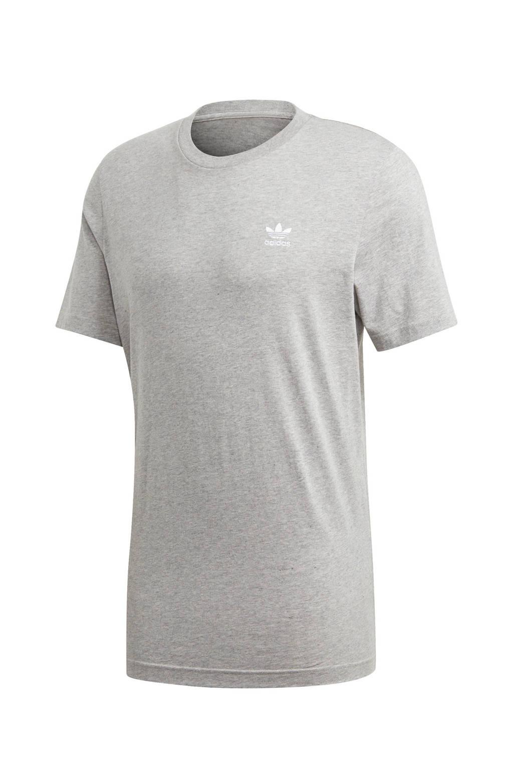 adidas Originals T-shirt grijs, Grijs