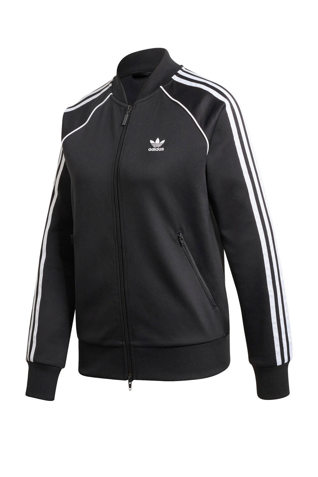adidas Originals Superstar vest zwart, Zwart