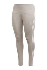 adidas Originals Plus Size legging grijs melange, Grijs melange