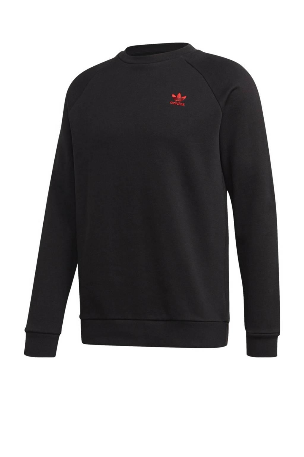 adidas Originals Adicolor sweater zwart, Zwart