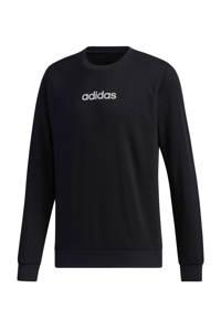 adidas Performance   sportsweater zwart, Zwart