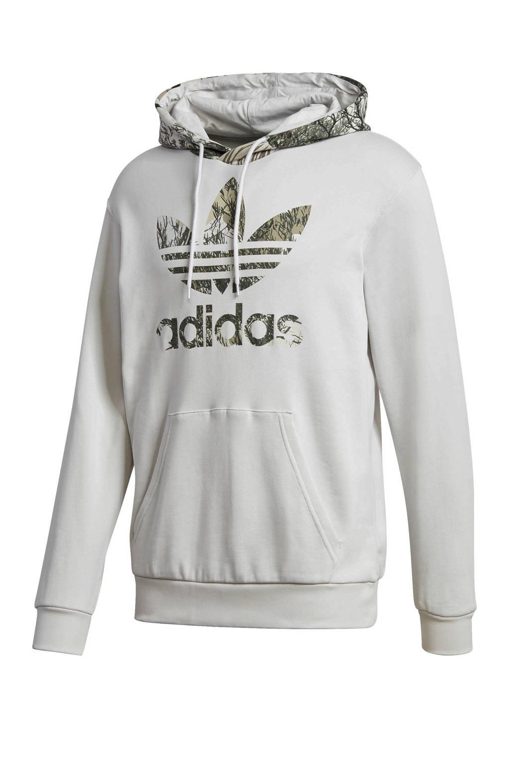 adidas Originals hoodie grijs, Grijs