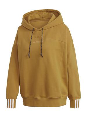 hoodie bruin