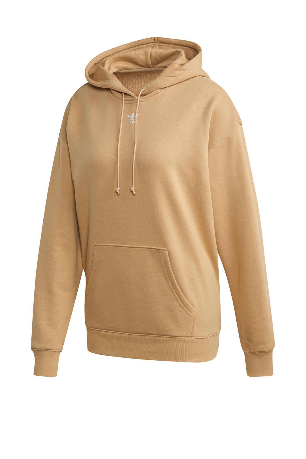 adidas Originals hoodie zand, Zand