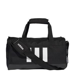 Junior  sporttas 3S Duf XS zwart/wit