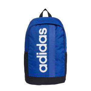 sport rugzak kobaltblauw/wit/zwart