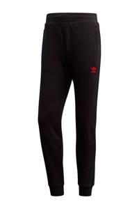adidas Originals Adicolor joggingbroek zwart, Zwart/rood