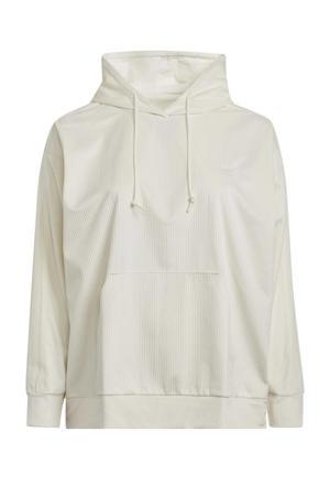hoodie crème