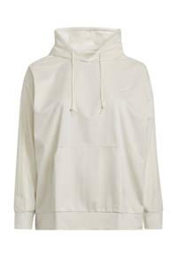 adidas Originals Plus Size Corduroy hoodie crème, Crème