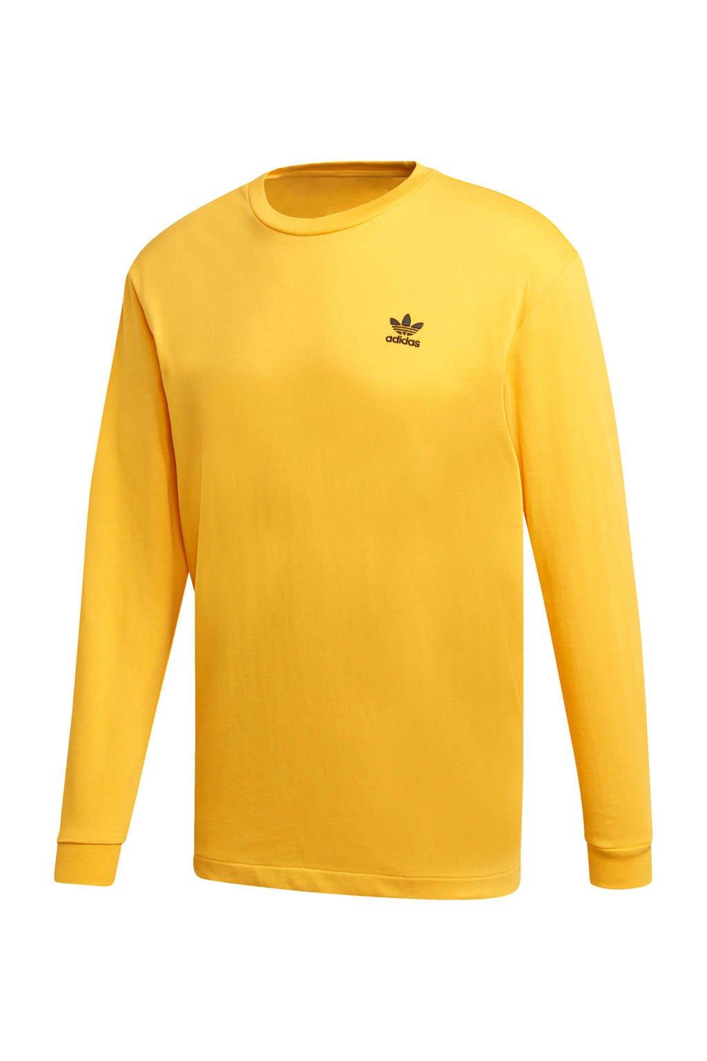adidas Originals sweater geel, Geel