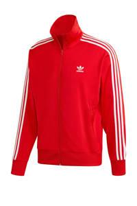 adidas Originals vest rood/wit, Rood/wit