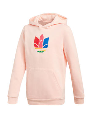 hoodie lichtroze