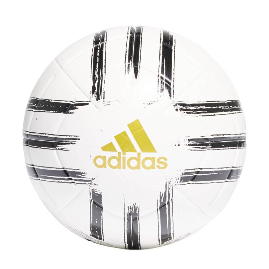adidas Performance   Juventus Club voetbal maat 5, Wit/Zwart/Goud